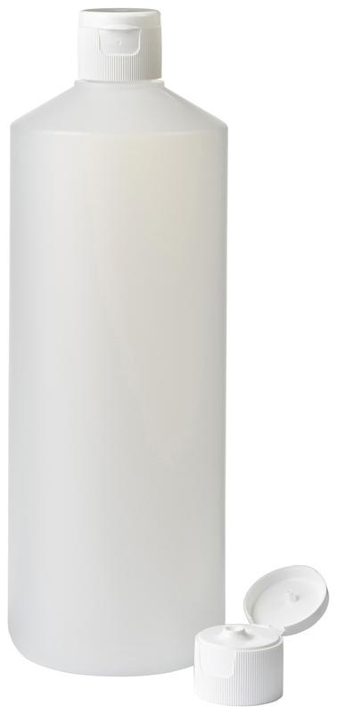 Blockland Blockland Fles HDPE naturel + spuitdop 28 mm 1000 ml (19 stuks)