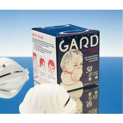 Blockland Healthguard stofmasker (50 stuks)