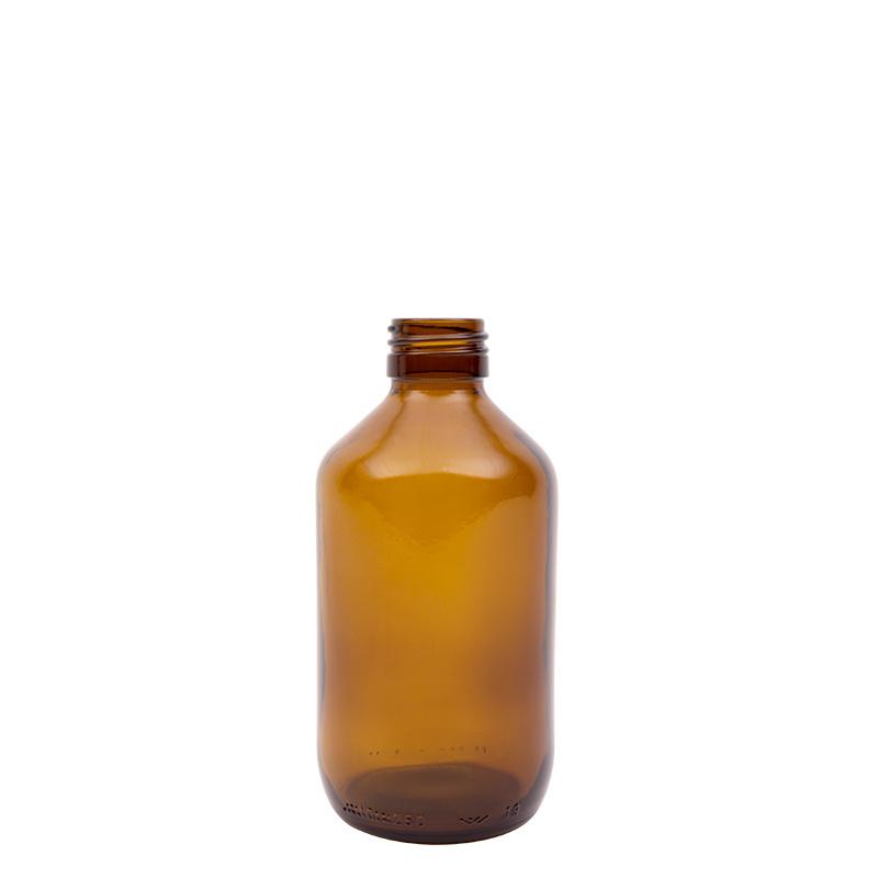 Blockland Blockland Medicijnfles ongedopt bruin 250 ml (51 stuks)