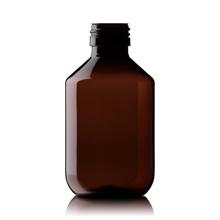 Blockland Blockland Medicijnfles pet bruin ongedopt 200 ml (36 stuks)