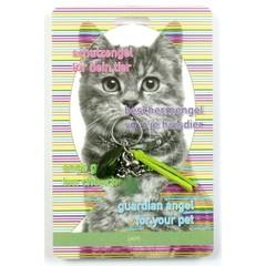 Steengoed Angel friend kat geluk & bescherming (1 stuks)
