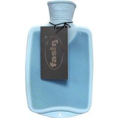 Fashy Kruik warm water zak half blauw (800 ml)