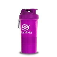 Liever Gezond Smartshake neon purple 600 ml (1 stuks)