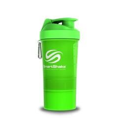 Liever Gezond Smartshake neon green 600 ml (1 stuks)