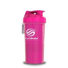 Liever Gezond Smartshake neon pink 600 ml (1 stuks)