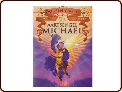 Ruben Robijn Ruben Robijn Aartsengel Michael orakelkaarten (1 set)