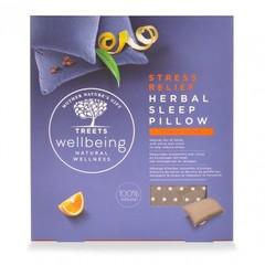 Treets Herbal sleep pillow stress relief (1 stuks)