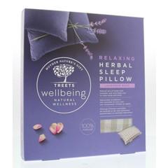 Treets Herbal sleep pillow relaxing (1 stuks)