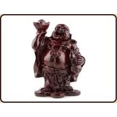 Ruben Robijn Boeddha met kruik rood 15 cm (1 stuks)