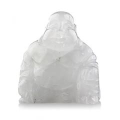 Ruben Robijn Edelsteen boeddha bergkristal (1 stuks)