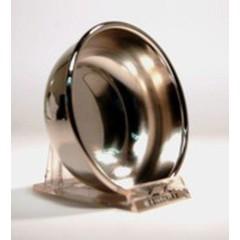 Herbapharm Zeepschaaltje roestvrij staal (1 stuks)