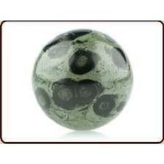 Ruben Robijn Edelsteenbol jaspis kamb 4.5 - 5 cm (1 stuks)