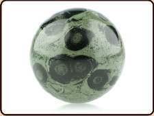 Ruben Robijn Ruben Robijn Edelsteenbol jaspis kamb 4.5 - 5 cm (1 stuks)