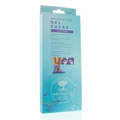 Treets Gel socks lavender (1 paar)