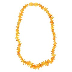 Ruben Robijn Babyketting barnsteen geel (1 stuks)