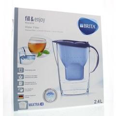 Brita Fill & enjoy marella cool blue (1 stuks)