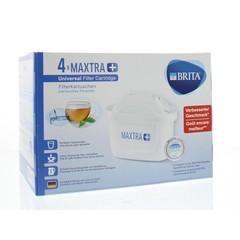 Brita Filterpatroon maxtra+ 4-pack (4 stuks)