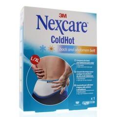 Nexcare Cold hot belt rug buik L/XL (1 stuks)