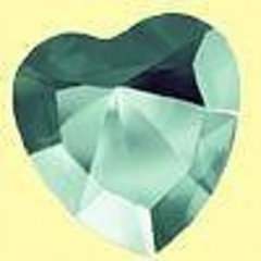 Lichtwesen Elohim hart 40 mm heling groen 59 (1 stuks)