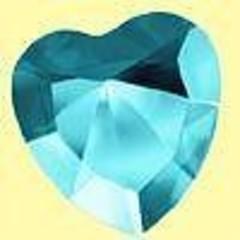 Lichtwesen Elohim hart 40 mm creativiteit turquoise 62 (1 stuks)