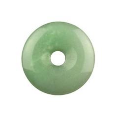 Ruben Robijn Donut 5 cm jade (1 stuks)