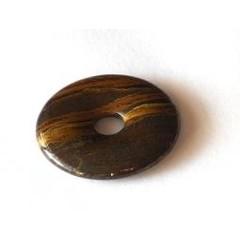 Ruben Robijn Donut 5 cm tijgeroog (1 stuks)