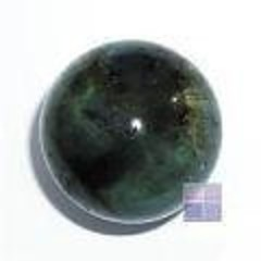 Steengoed Bol 35 mm labradoriet (1 stuks)