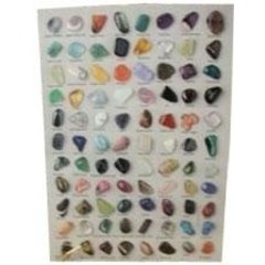 Steengoed A4 stenenkaart 120 stenen (1 stuks)