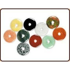 Steengoed Donut 40 mm assorti (10 stuks)