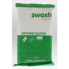 Smove Swash washandje gold vochtig (8 stuks)