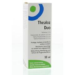 Diversen Thealoz duo oogdruppels (10 ml)