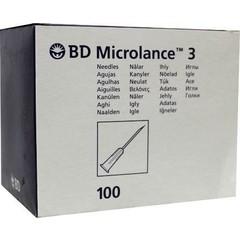 Becton Injectienaald microlance 0.45 x 13 mm (100 stuks)