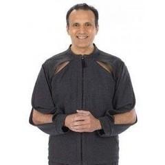 Ronwear Classic jacket grijs man maat L (1 stuks)