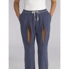 Ronwear Classic broek blauw vrouw maat L (1 stuks)