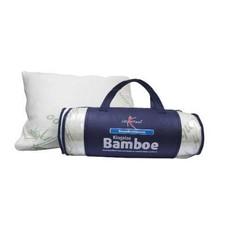 Lucovitaal Kingsize bamboe kussen (1 stuks)