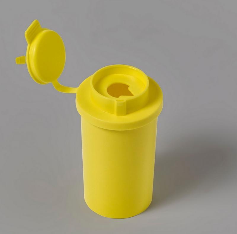 Blockland Blockland Naalden container pocket geel (100 ml)
