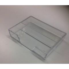 Brocacef Receptenbak acryl A6 voor 200 vellen (1 stuks)