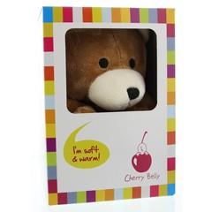 Spruyt Hillen Cherry belly kersenpitkussen beer (1 stuks)
