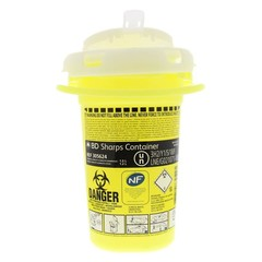 Becton Naaldencontainer BD 1500 ml (1 stuks)