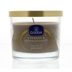 Gouda Geurkaars 92/103 cypress & pomegranate (1 stuks)