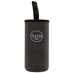 Teatox Bio Thee Thermofles warmhouder donker grijs (1 stuks)