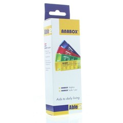 Able 2 Anabox dagbox (1 stuks)
