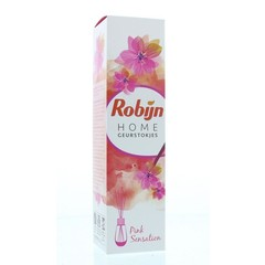 Robijn Home geurstok pink (45 ml)
