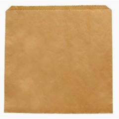 Vegware Kraft papieren tas 30.48 cm x 30.48 cm (500 stuks)