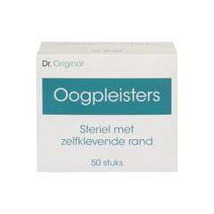 Dr Original Oogpleisters (50 stuks)