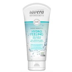 Lavera Basis Sensitiv douchegel/body wash 2in1 (200 ml)