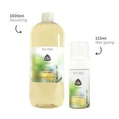 CHI Tea tree hand & body foam wash navulling (1 liter)