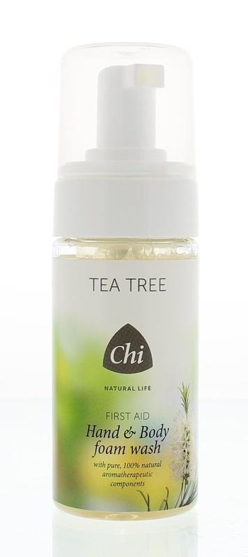 CHI CHI Tea tree hand & body wash foam (115 ml)