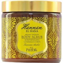 Hammam El Hana Argan therapy tunisian amber body scrub (500 ml)
