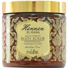 Hammam El Hana Argan therapy Arabian oud body scrub (500 ml)